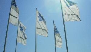 Topdanmark - Flag