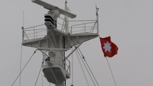 D/S Norden - Flag