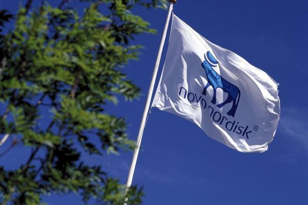 Novo Nordisk - Flag