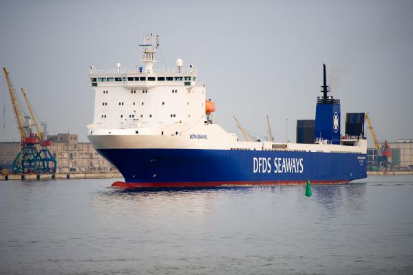 DFDS Seaways 1