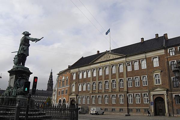 Danske Bank - bygning