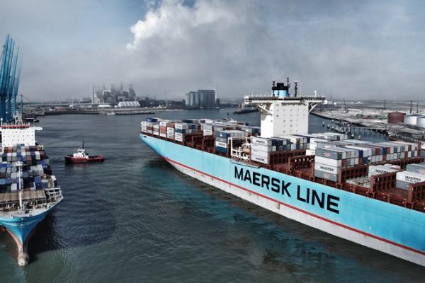 Arkiv: Maersk