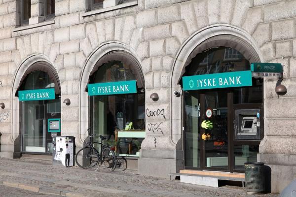 Jyske Bank - bygning