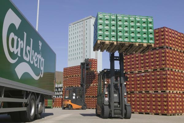 Carlsberg - Logistik