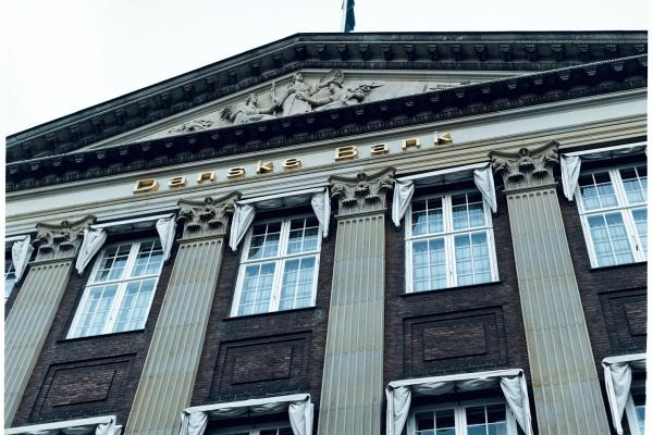 Danske Bank - Facade