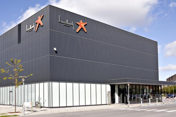 Lundbeck - Bygning