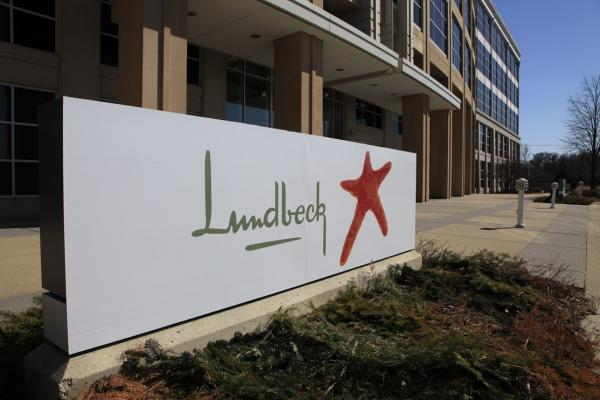 Lundbeck - Skilt