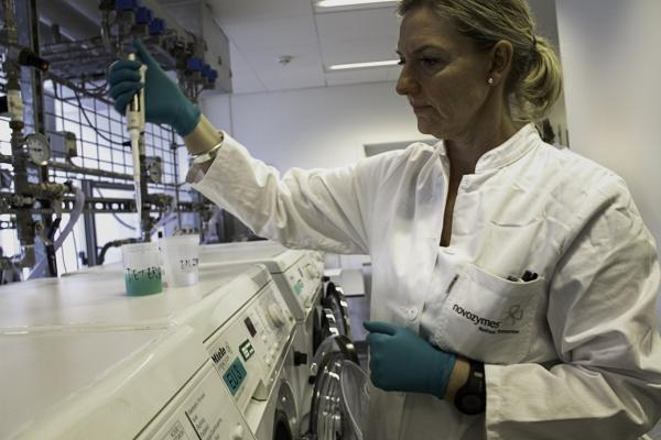 Novozymes - Research