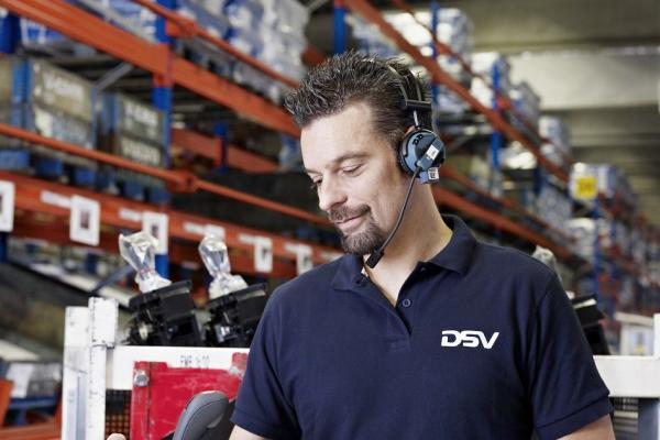 DSV medarbejder