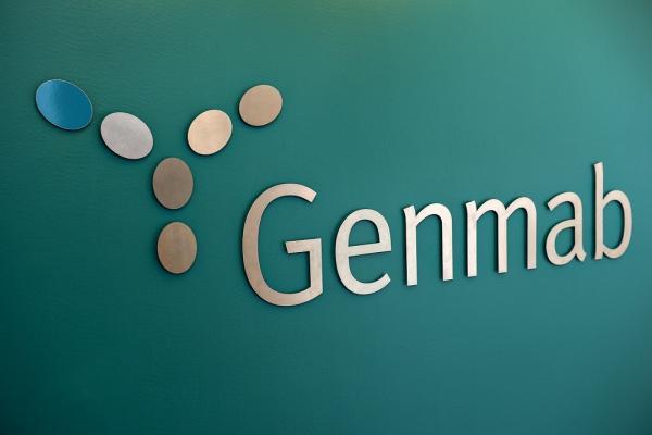 Genmab - Logo